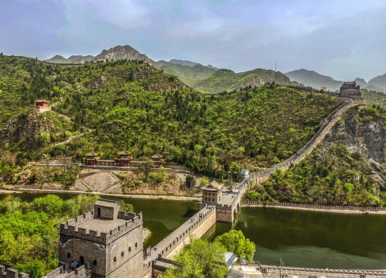 Посещение Великой Китайской Стены и экскурсия по Пекину