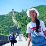 Путешествие на Великую Китайскую Стену с Аней Чжан