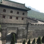 Тур на Китайскую Стену с Аней Чжан